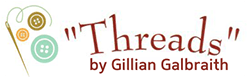 Threads by Gillian Galbraith Logo