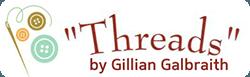 Threads by Gillian Galbraith Logo