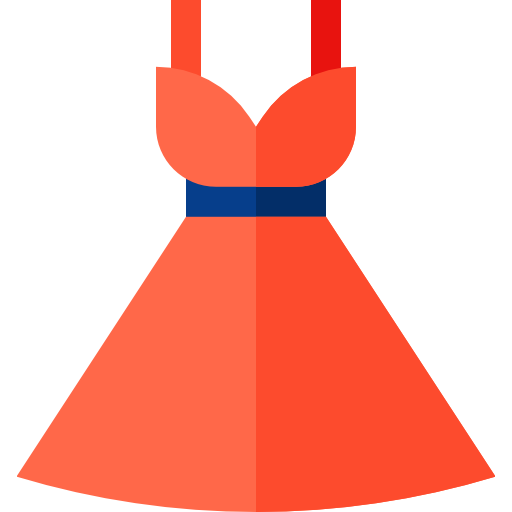 red dress icon